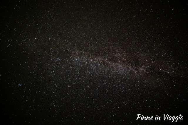 Cielo stellato marsa alam