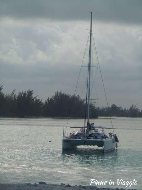 catamarano cayo largo