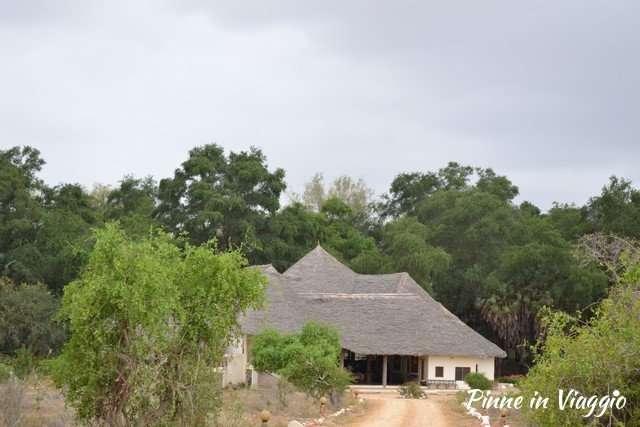Lodge stavo est in kenya